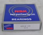 NSK Deep Groove Ball Bearing 6012 C3|NSK Deep Groove Ball Bearing 6012 C3Manufacturer